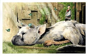 The Last Guardian by IanJoswick