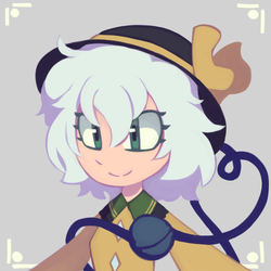 Koishi Komeiji by yueest