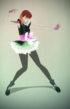 Sailor Jupiter by AbrahamCruz