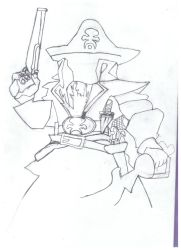 Gangplank (WIP) by Rubber-Band-Of-Doom