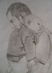 Father and child by agnese9