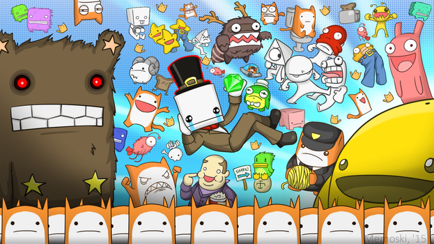 Battleblock Theater by Memoski