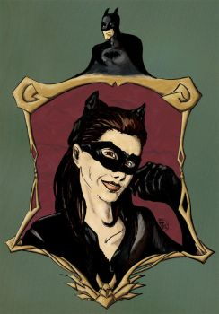 Hathaway's Catlady by barbfelix