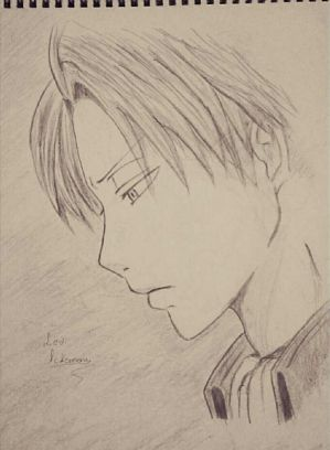 Recede [Levi x Reader] by with-no-regrets on DeviantArt