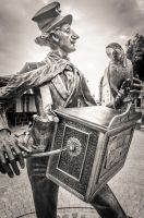 organ grinder by marrciano