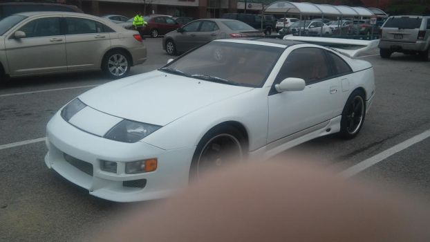 300ZX (Front Side) by Horselover2471226