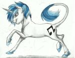 MLP- Vinyl Scratch by Earthsong9405
