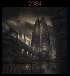 2084: Ministry of Plenty by laesir