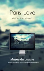 Paris Love by skyofca