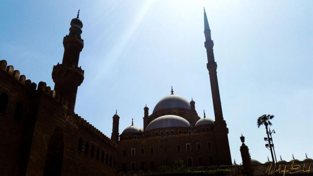 Mohamed Ali Mosque Cairo, Egypt by M-Ehab