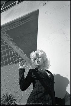 Sin, Los Angeles 2006 by stevedietgoedde