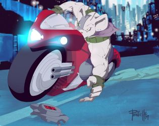 BikerMice from Mars by Fpeniche
