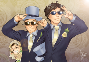 Sherlock: The Baker Street Boys by nururuateka