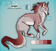 Reddishes Wolf Auction CLOSED by DJ88