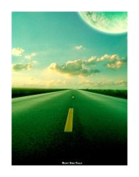 2 lane road to nowhere by digital-uncool