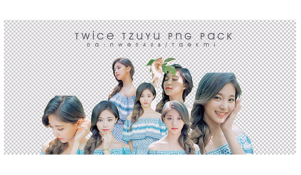 35 / TWICE TZUYU PNG PACK by NWE0408