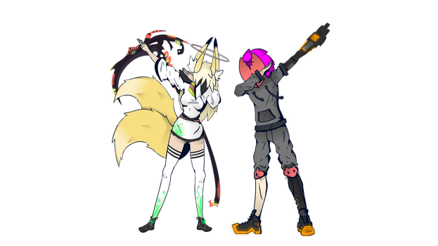 Dab by ESPI0ZX