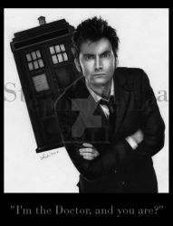 The Doctor -unfinished- by baremywords