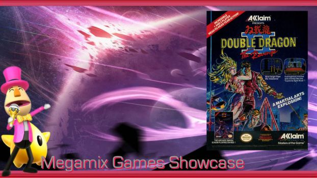 Megamix Games Showcase Ep.022 by NautoAceOne