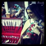 Madonna of Antiques by MauserGirl