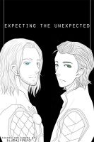 Expecting the unexpected (cover) by bluehippopo