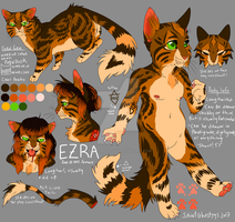 Ezra reference 2017 by Saint-Ghostsys