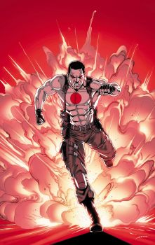 Bloodshot promo by PETECOLORS