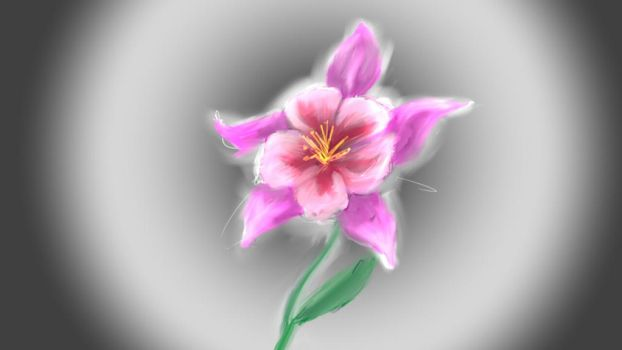 SKETCHTHIS - Challenge time FLOWER by TopoGuren