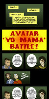Avatar YO MAMA Battle by Booter-Freak
