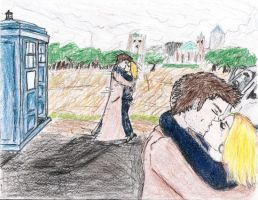 The Doctor and Rose: Reunion by David-Tennant-Fans