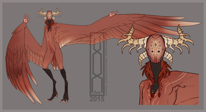 Haroth Auction: Spider eyes [Closed] by Aivomata