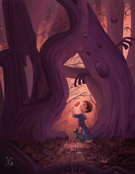 Odd Woods by EarlyOctober