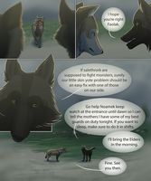 The Night Raiders pg 54 by DoubletheU