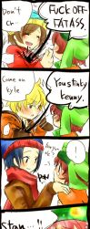 Don't cry Kyle +continuation+ by Ice-S-Cream-Twins
