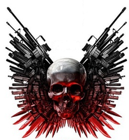 theThe Expendables Logo by 1zomg-a-peanut1