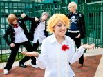 Persona 4 - Bros for Life by BLUEsteelProductions