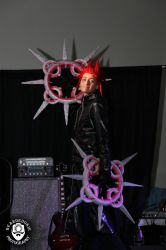 Axel Cosplay v Costume Contest by FullElven