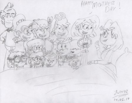 Happy Mother Day by Julex93