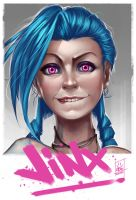 Let's just behave... said no one, ever. JINX! by GDecy