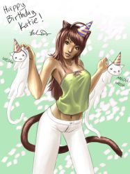 Happy Bday Yume :3 by mr-mister