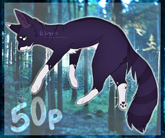 [CLOSED] Lilac She-Cat by KyokoAdopts