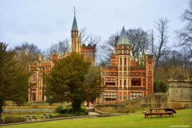 Saltwell Towers by MrWitchblade