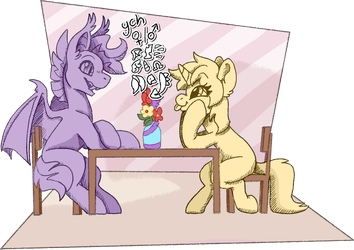 2 YCH First Date by CrunchyCrowe