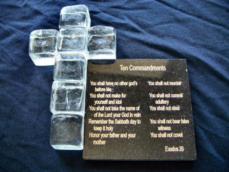 Ten Commandments by Royce-Barber