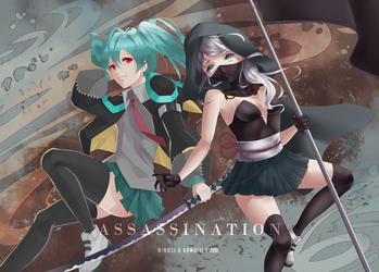 [Collaboration] Assassination by Mimusi