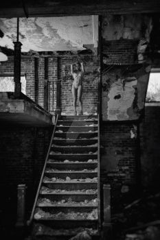 Abandoned Spaces Loren 0581 by Jim-News-Photos