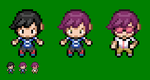 Twitch Plays Pokemon: Nigel Overworld Sprites by Megaman-Omega