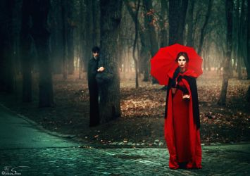 Little Red Riding Hood I - The Choice by iNeedChemicalX