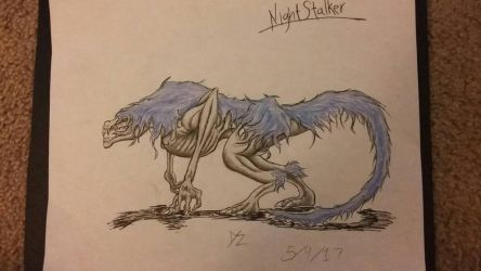 NightStalker by DR3WZILLA