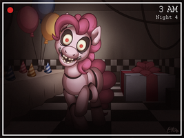 Five Nights at Pinkie's by Oomles